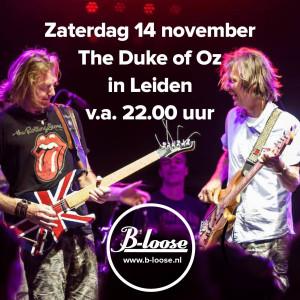 14 nov 2015 duke of oz_party